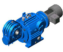 Variable Worm Geared Motor Low Speed High Torque Products